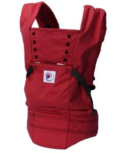Рюкзачок-переноска ERGObaby Sport, красный