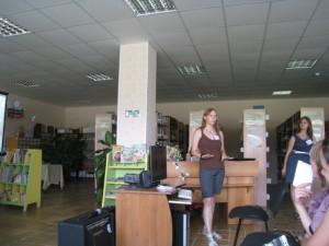 Мастер-класс по созданию ролика Татьяны Бочкарёвой