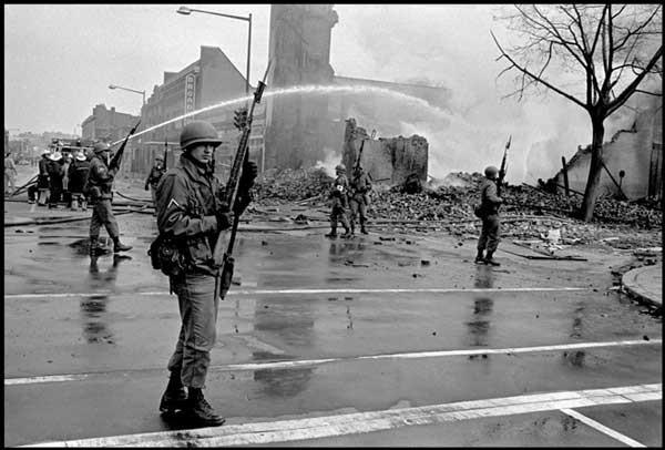 1968 washingont riots