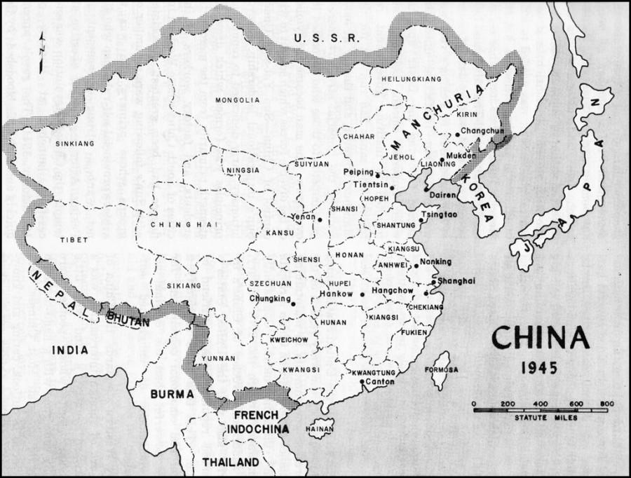 china 1945