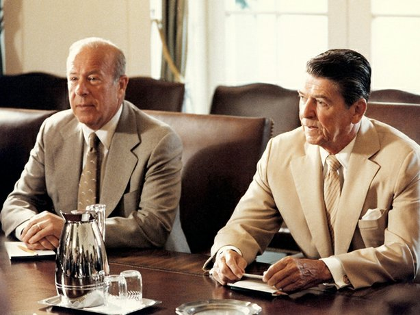 George-Shultz-and-Ronald-Reagan