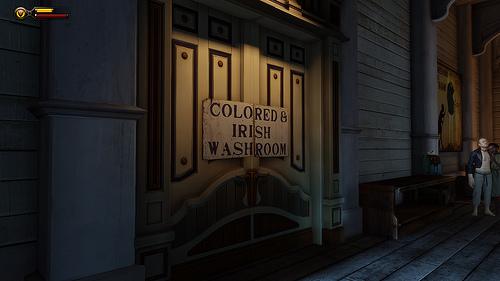 colored irish