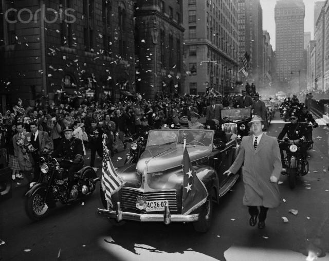 macarthur parade 1951