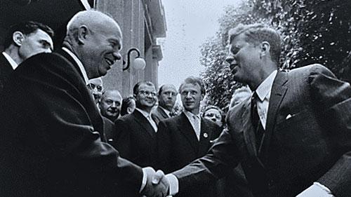 JFK_Khrushchev_Handshake_Vienna_1961