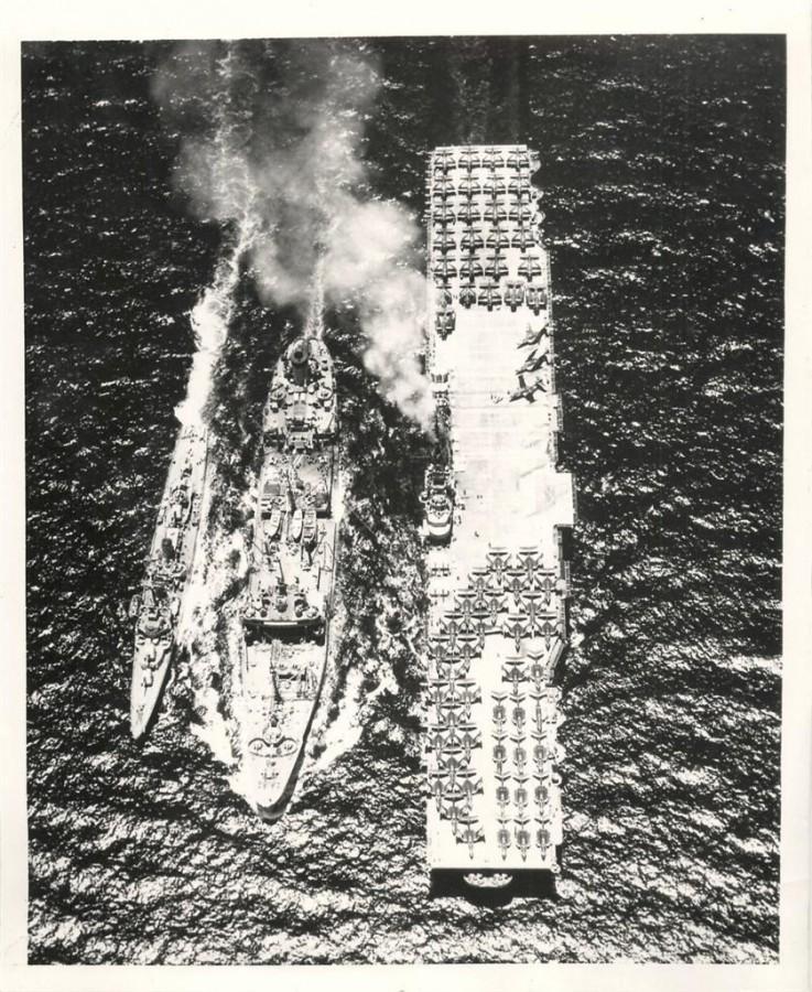 1954 refuel formoza