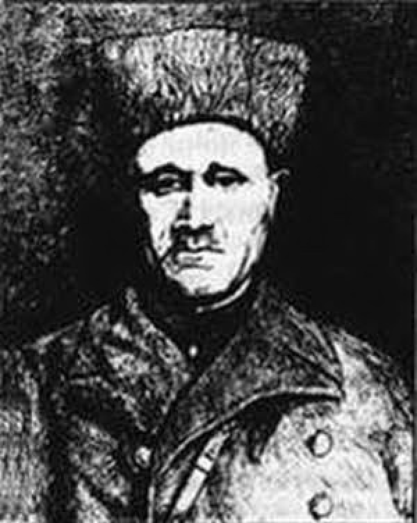 Ahmed  Huchbarov