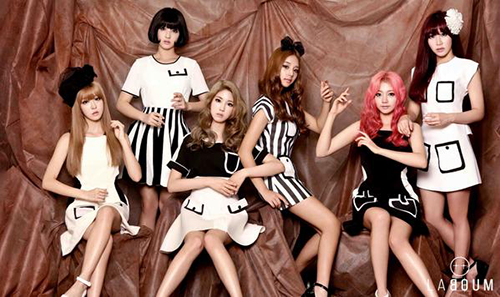 LABOUM To Comeback next week with What Are You Going To Do?