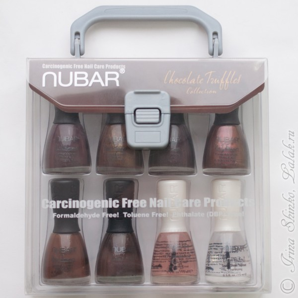 Nubar Chocolate Truffles