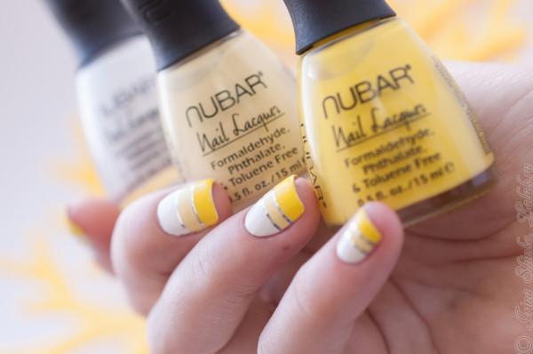 Nubar White Tip, Lemon, Lemon Sherbet
