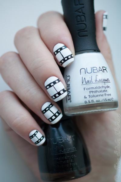 Nubar White Tip и Nubar Matte Black