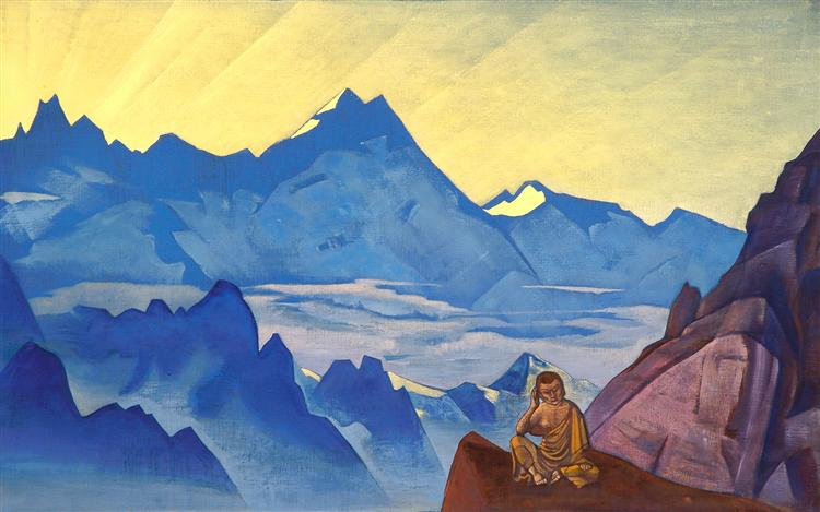 milarepa-the-one-who-harkened-1925.jpg!Large