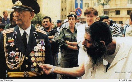 День победы в Иерусалиме 2010 Фото (с) Дана Подражанского