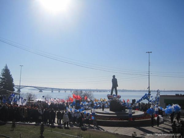 12 апреля 2014. Набережная Космонавтов. 040