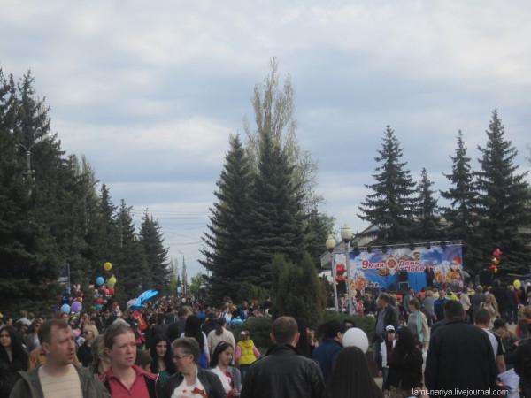 Копия Парк Победы -  в ДЕНЬ ПОБЕДЫ. 9 мая 2014. 312