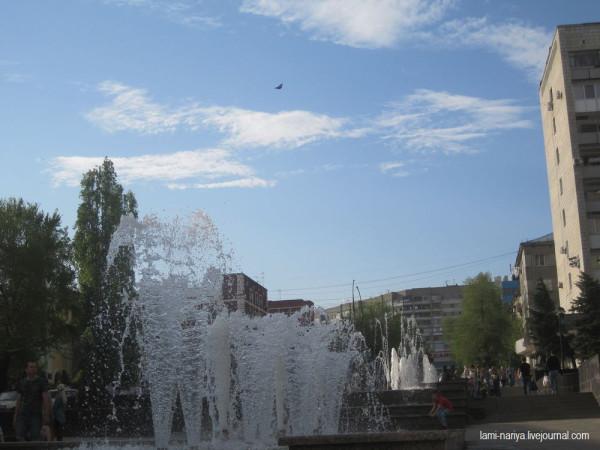 IMG_4568 Каскад фонтанов у Памятника городовому