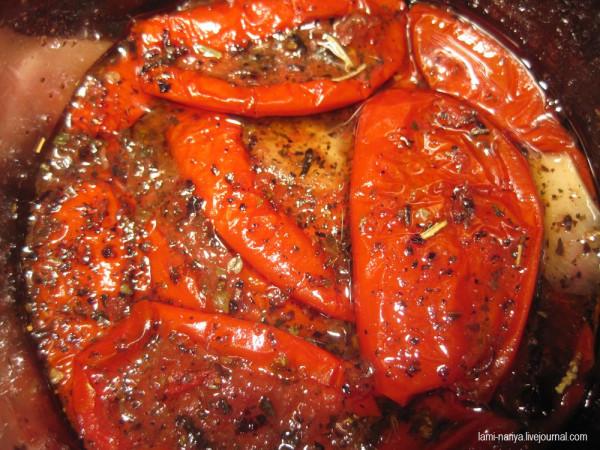 IMG_7915  Окончание - вяленые помидоры.