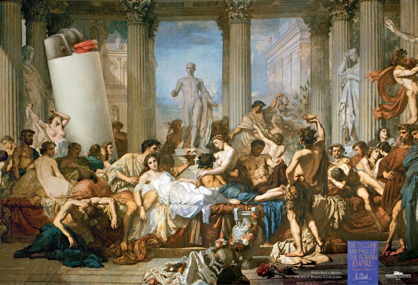 roman empire government - 960×653
