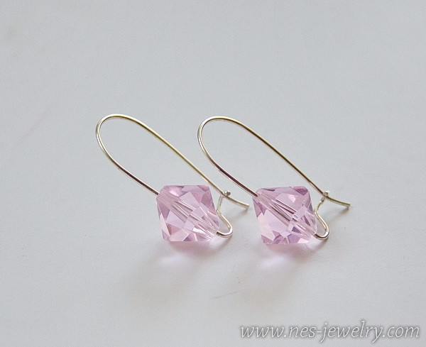 Pink crystal 02
