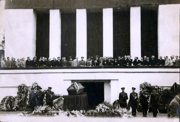 sofia mausoleum