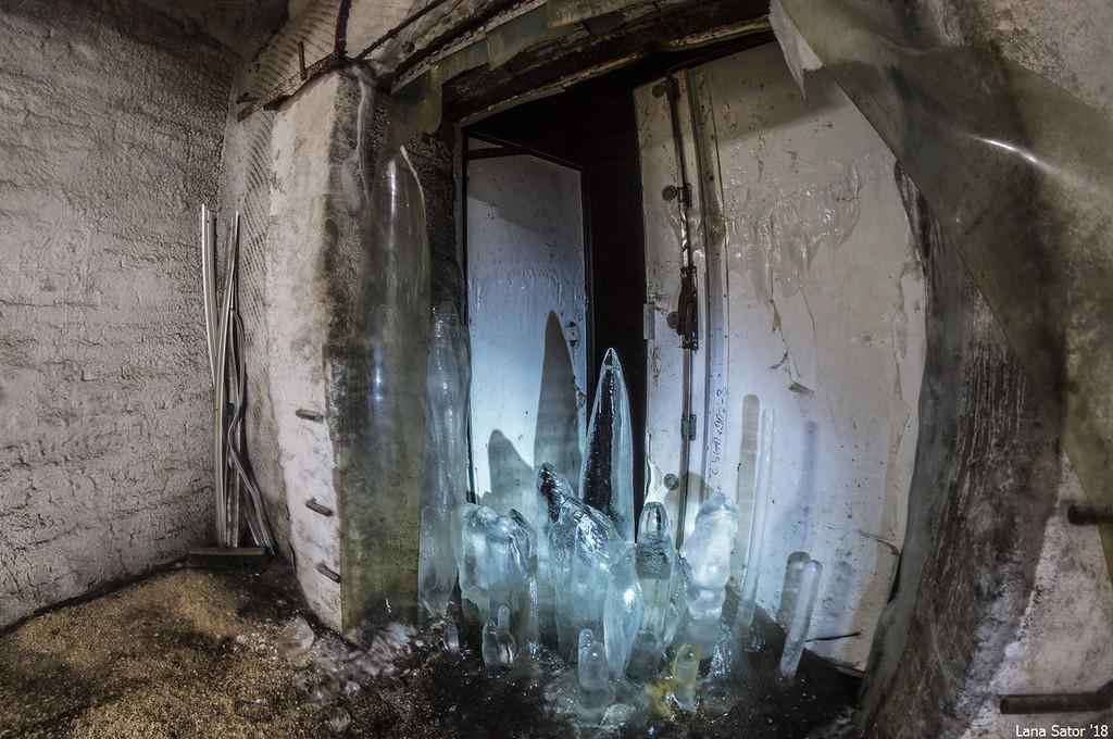 Самарский (красноглинский) подземный холодильник