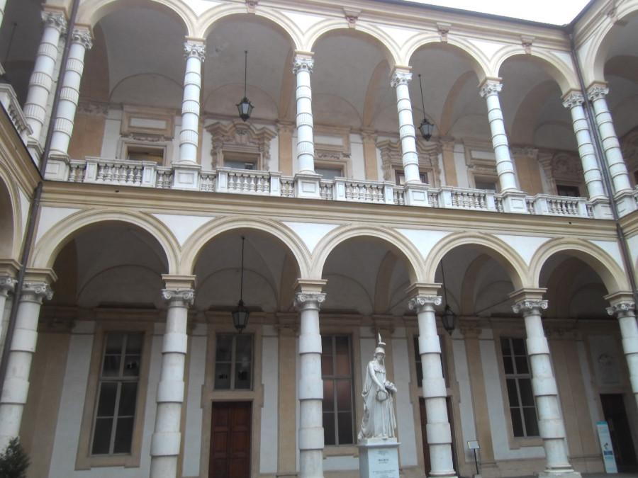 Однообразные прогулки по Турину