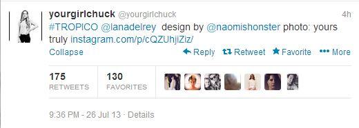 chuck tweets