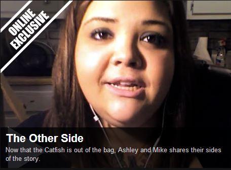 Catfish Ashley Mike 3 Pics 2 Catfish 1 Snap Judgment 0 Ken
