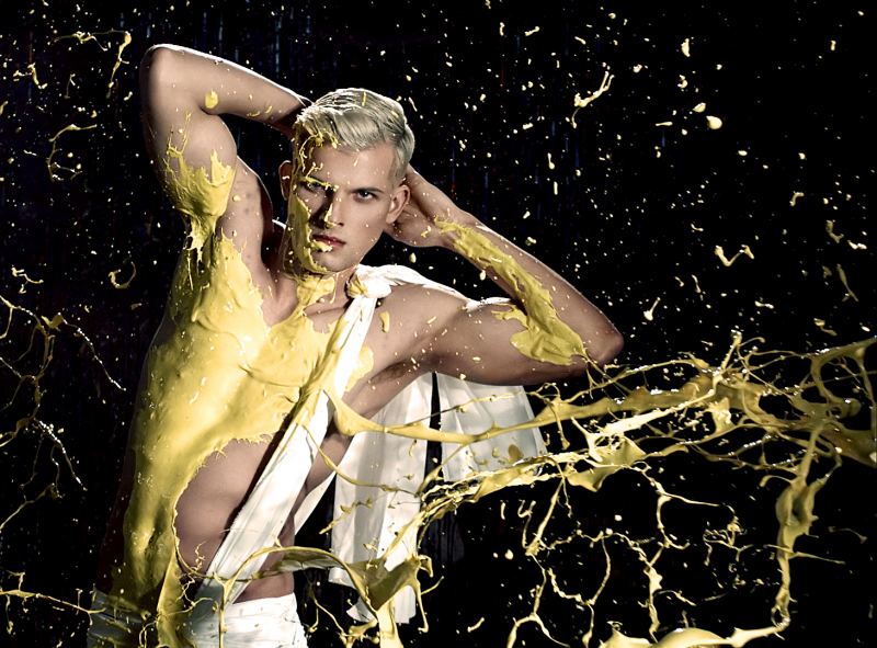 antm paint chris