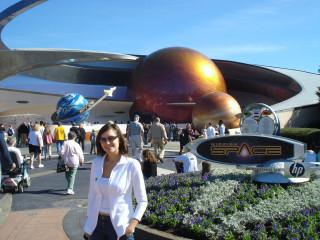 Walt Disney World - EPCOT (part I)