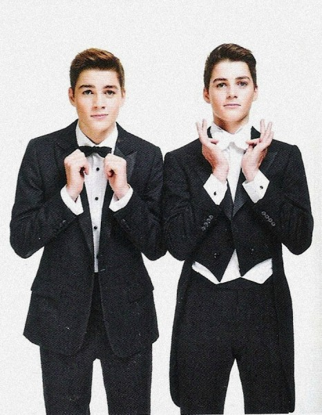 Jack & Finn Harries in Tatler UK Magazine! - Oh No They ...