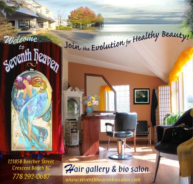 Friends of seven seventh heaven creative collective for 7th heaven beauty salon