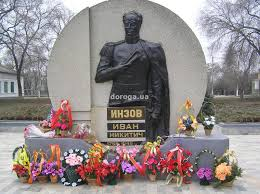 Еще один памятник Инзову в Болграде