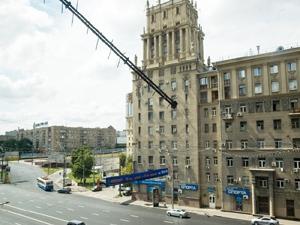 Вид из квартиры на ленинском