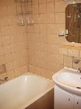 Ванная в сталинском доме