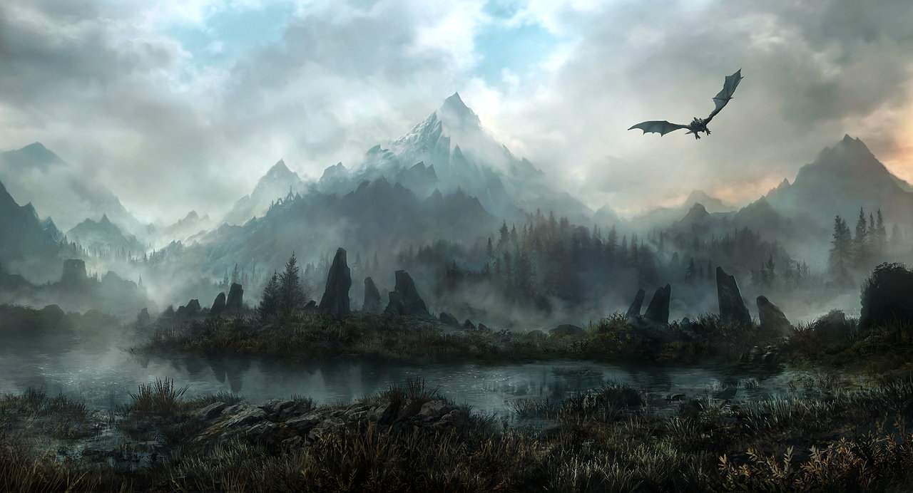 land_of_skyrim_by_jonasdero-d5gctpk