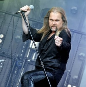 Jorn Lande with Heaven and Hell at High Voltage
