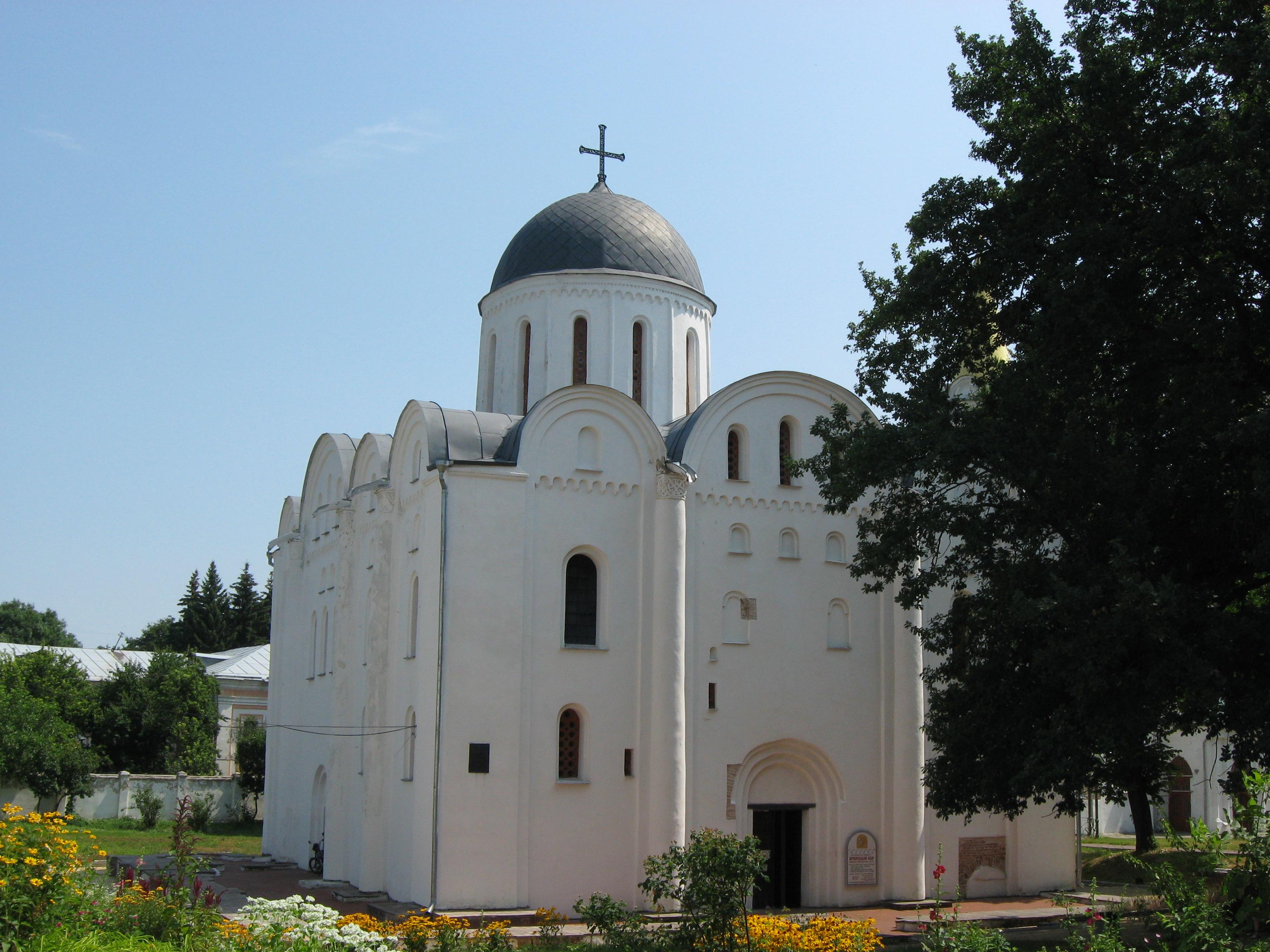 Борисоглебский собор.Лето.