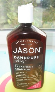 Jason Natural, Dandruff Relief, All Natural Hair & Scalp Therapy System, Dandruff Shampoo
