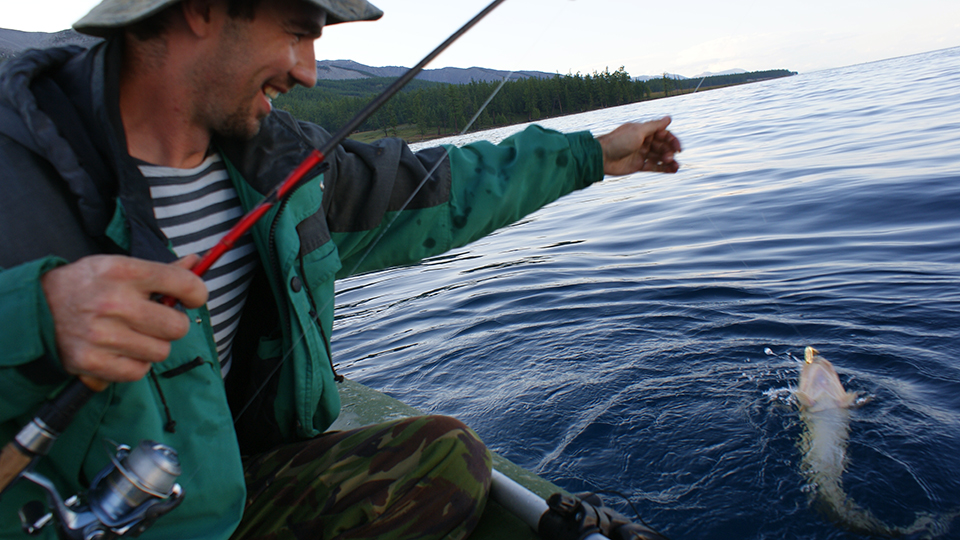 рыбалка на оби туры