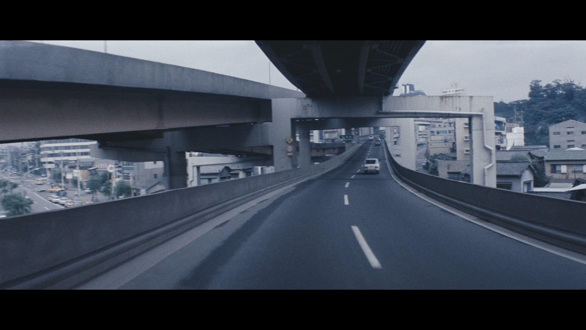 Обои трассы, дома, Япония, путепровод. Города foto 10