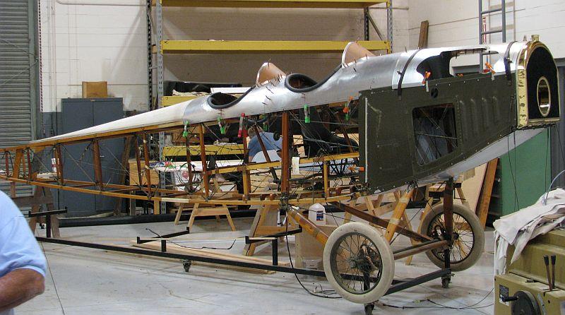 Curtiss Jn 4. a Curtiss JN-4 Jenny.