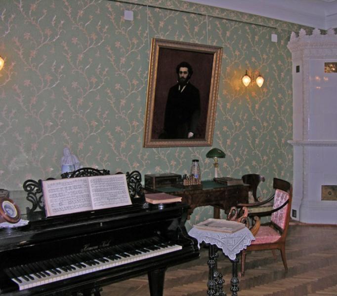 Музей-квартира Куинджи Санкт-Петербург1