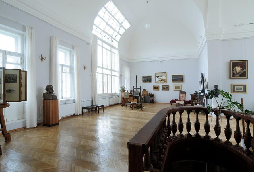 Музей-квартира Куинджи Санкт-Петербург2