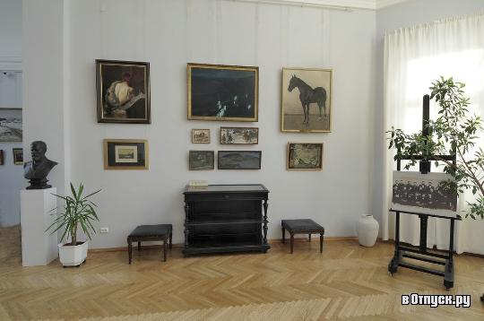 Музей-квартира Куинджи Санкт-Петербург4