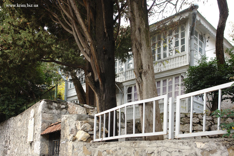Дом Куинджи в Алупке Крым