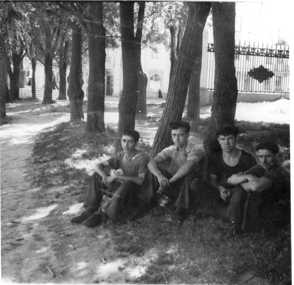 Кривой Рог, 1955