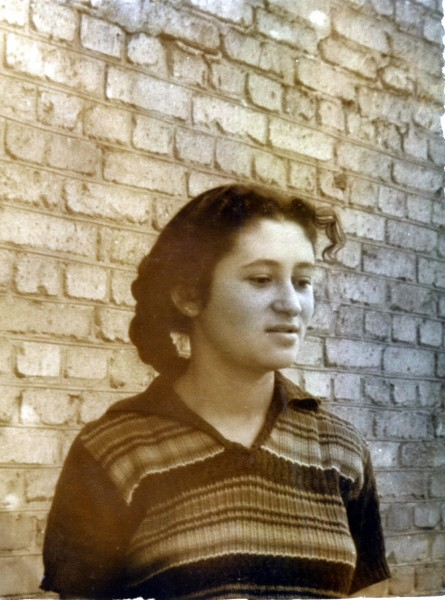 Люба, 1954