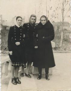 Горный техникум, 1952