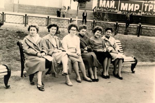 Мама, май 1961 год
