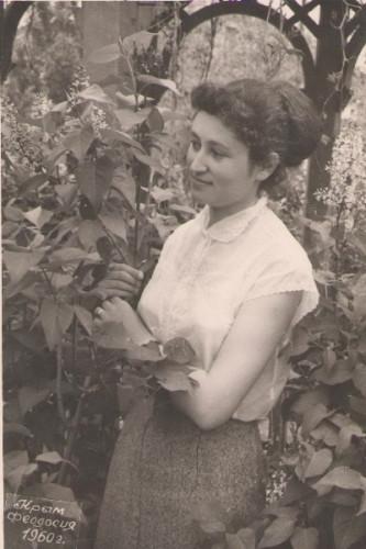 Феодосия, 1960 год
